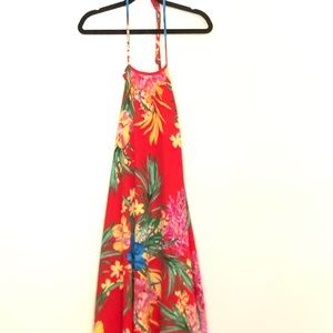 Halter backless showmeyourmumu dress